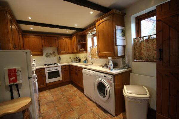 Gable Barn Kitchen