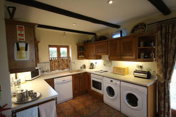 Timbers Barn Kitchen