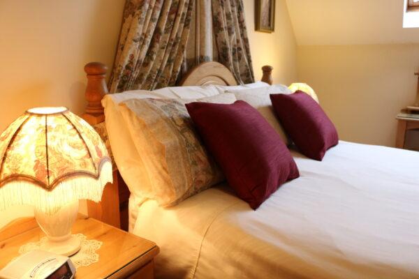 Timbers Barn Bedroom