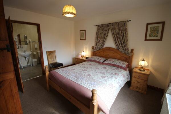 Lintel Barn Double Bedroom