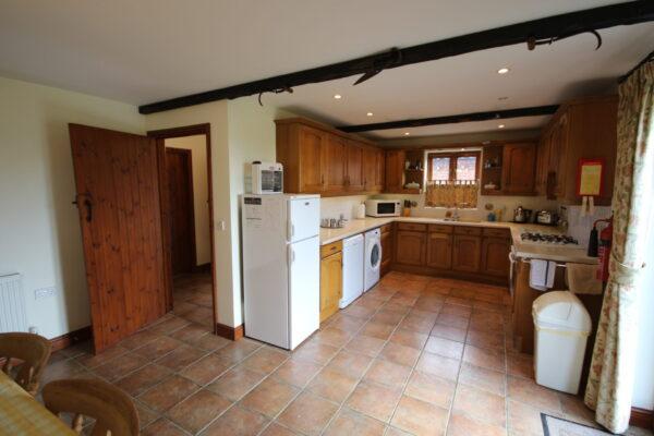 Pantiles Barn Kitchen