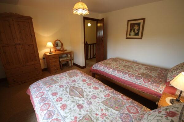 Pantiles Barn Twin Room