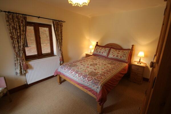 Pantiles Double Bedroom