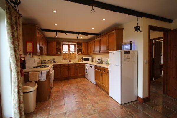 Purlin Barn Kitchen