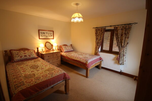 Purlin Twin Bedroom 2