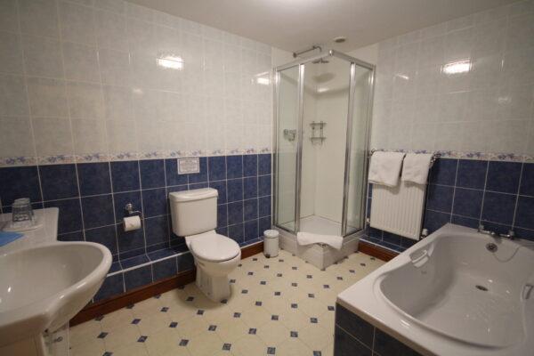 Purlin Family Bathroom