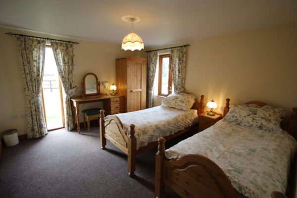 Archway Barn Bedroom