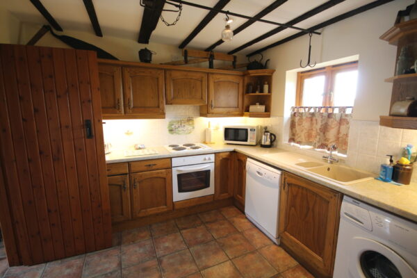 Rafters Barn Kitchen 2