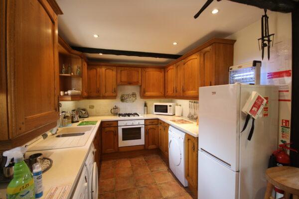 Archway Barn Kitchen